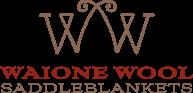 Waione Wool Saddleblankets