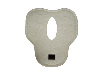 Therapuetic key-hole pad