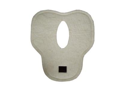 Therapuetic key-hole pad
