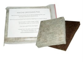 Grooming Pad